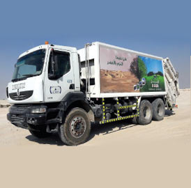 DISPOSAL AND TRANSPORTATION OF SOLID WASTE